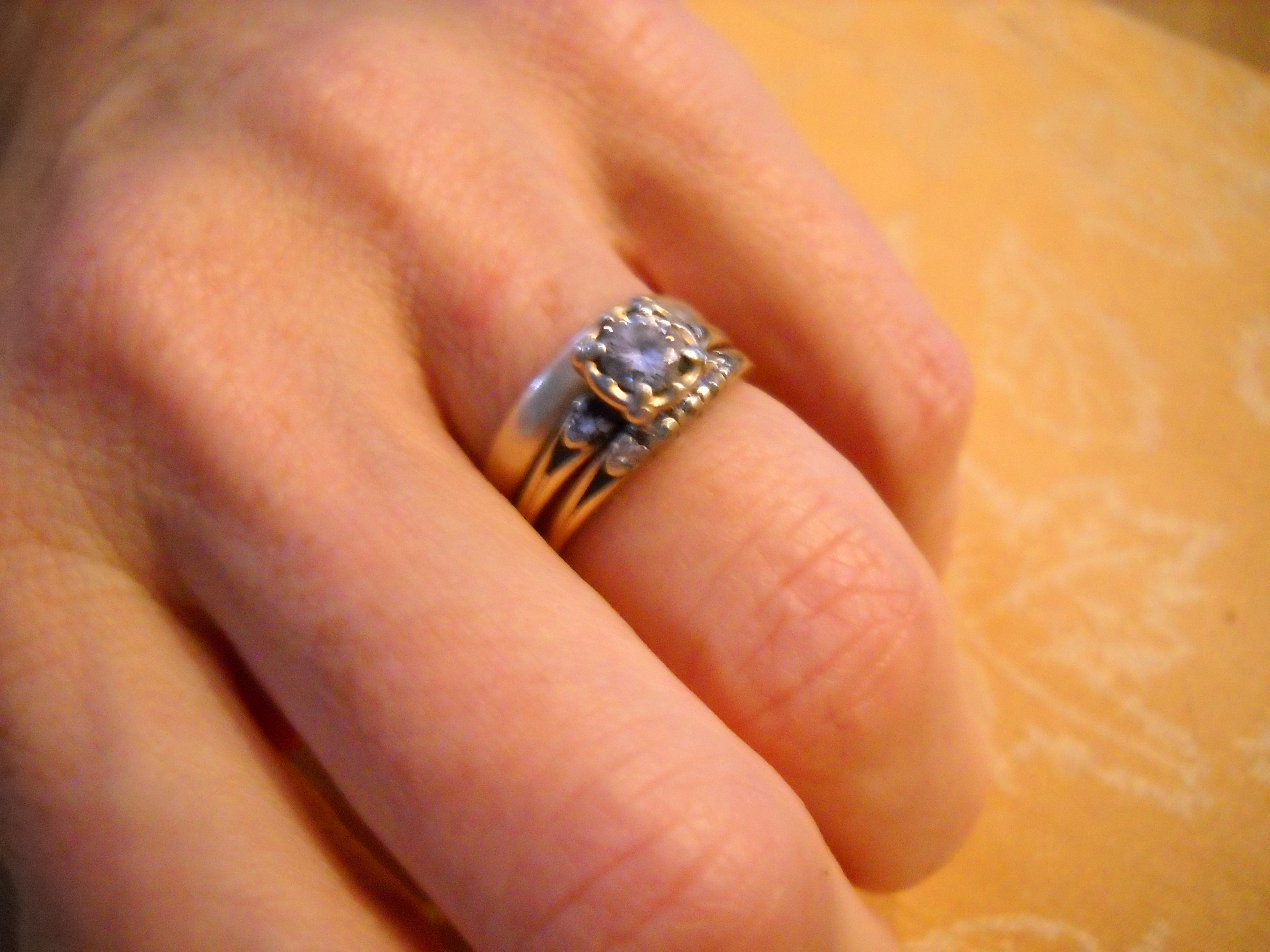 Wedding And Engagement Rings I